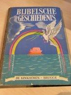 Bijbelse Geschiedenis - De Kinkhoorn Brugge  1944 - Boeken, Tijdschriften, Stripverhalen