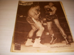 BUT Et CLUB 238 12.06.1950 BOXE VILLEMAIN ROBINSON ATHLE SCHMITT FOOT BORDEAUX - Sport