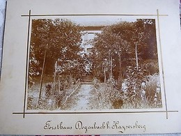 Alsace-Maison Forestière Toggenbach à Kaysersberg-Colmar-Haut-Rhin - 1901-1940