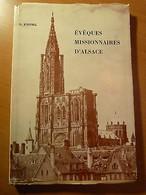 Evêques Missionnaires D'Alsace-Strasbourg-G. Knittel-1965 - 1901-1940