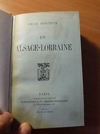 En Alsace-Lorraine-Emile Hinzelin-1904 - 1901-1940