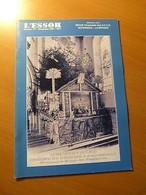 L'ESSOR-Chemin De Fer De Senones à Moussey-Vacances à Champenay-Col Du Hantz... - Livres, BD, Revues