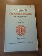 Lorraine-Moselle-Découverte Gallo-Romaine à Sainte-Ruffine-Robert Schuman-1964 - 1901-1940