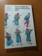 Alsace. 1870/71. Wissembourg/Froeschwiller. Reichshoffen. Woerth. Gunstett... - Livres, BD, Revues