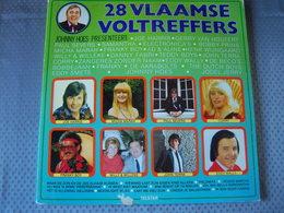 28 Vlaamse Voltreffers - Vinyles
