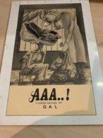 AAA..! 75 Politieke Tekeningen Van GAL - Non Classés