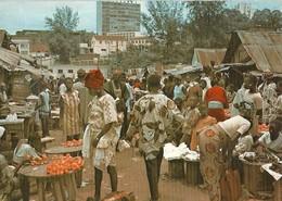 NIGERIA .. IBADAN .. WESTERN STATE  DUGBE MARKET - Nigeria