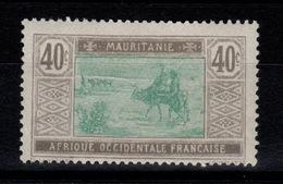 Mauritanie - YV 27 N* Cote 3,70 Euros - Nuevos