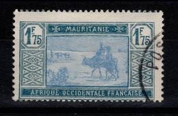 Mauritanie - YV 60B Oblitere - Mauritanie (1906-1944)