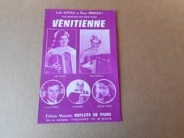 Partitions -  Vénitienne - Spartiti