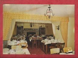 CPM  -  Gouezec - Bar Alimentation - Restaurants Banquets - Gouézec