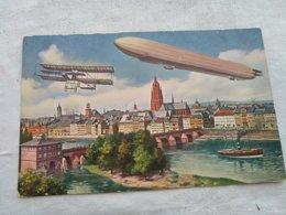 Internationale Luftschiffahrts-Ausstellung Frankfurt A.M. - Dirigeables