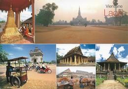 Laos Ventiane Divers Aspects (2 Scans) - Laos