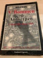 V-Bommen Op Antwerpen - Jos Cels  1984 - Boeken, Tijdschriften, Stripverhalen