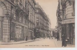 CPA Paris - Rue Blomet (avec Petite Animation) - Distretto: 15