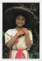 Thaïlande Jeune Fille Karen (2 Scans) - Thaïlande