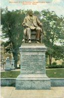 UNITED STATES - Monument Of US Senator George Frisbie Hoar, Worcester - Worcester
