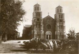 KENYA - Catholic Church MOMBASA - RPPC - Kenia