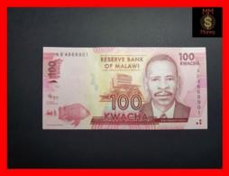MALAWI 100 Kwacha 1.1.2012  P. 59 A  UNC - Malawi