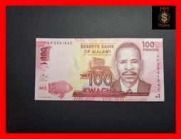MALAWI 100 Kwacha 1.1.2013  P. 59 B UNC - Malawi