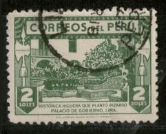 PERÚ-Yv. 397-N-12661 - Peru