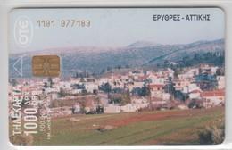 GREECE 2000 ERYTHRES STORK - Griechenland