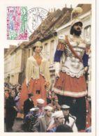 Les Géants Du Nord - 1980-1989