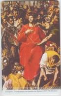 GREECE - Painting El Greco / El Espolio, Exhibition At Athens(Parthenon Club), Tirage 500, 04/10 - Griechenland