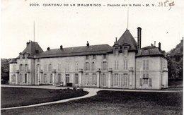 CHATEAU DE LA MALMAISON - Façade Sur Le Parc - Chateau De La Malmaison
