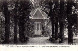 CHATEAU DE LA MALMAISON - Le Cabinet De Travail De L'Empereur - Chateau De La Malmaison