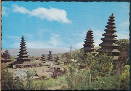 °°° 20262 - INDONESIA - PURA BESAKIH , BALI °°° - Indonesia