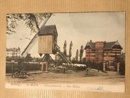 Montaigu Scherpenheuvel DVD 1795 Le Moulin Den Molen Martha De Schrynmaekers A Henriette De Schrynmaekers Malines - Sint-Katelijne-Waver