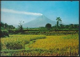 °°° 20268 - INDONESIA - MERAPI VULCANO NEAR YOGYAKARTA °°° - Indonesia