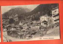 FPA-12 Finhaut Finshauts Et Beloiseau . Non Circulé. Rossier 1831 - VS Valais