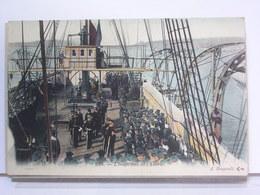 A. BOUGAULT 329 - L'INSPECTION DE L'AMIRAL - Warships