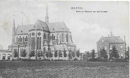 Boxtel, Kerk En Pastorie Van Het H. Hart, Verstuurd - Boxtel