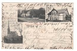 Ansichtskarte ,  Gruss Aus Ohmstede , 1902 - Oldenburg
