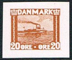 1930. Essay. Ferry. 20 øre. () - JF166973 - Probe- Und Nachdrucke