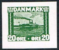 1930. Essay. Ferry. 20 øre. () - JF166975 - Probe- Und Nachdrucke