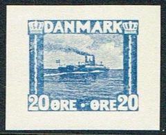 1930. Essay. Ferry. 20 øre. () - JF166977 - Probe- Und Nachdrucke