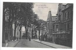 Ansichtskarte , Oldenburg , Gartenstrasse , 1905 - Oldenburg