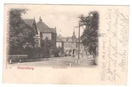 Ansichtskarte , Osternburg , Bremerstrasse , 1902 - Oldenburg