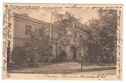 Ansichtskarte , Osternburg , Blindenheim , 1924 - Oldenburg