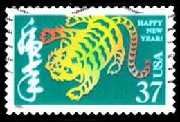 Etats-Unis / United States (Scott No.3895c - Nouvel Année Chinoise / Chinese New Year) (o) - Etats-Unis