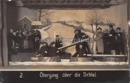 """FOTO AK   FORST Lausitz   SPIELEN """"ÜBERGANG ÜBER DIE SCHLEI"""" Nr. 2 - Forst"""