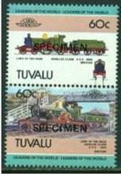 "-Tuvalu-""SPECIMEN Overprint"" (**) - Tuvalu"