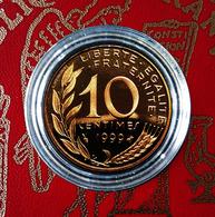 10 Centimes MARIANNE De 1999 En BE... - D. 10 Centimes