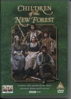 Children Of The New Forrest - Serie E Programmi TV