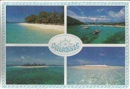 The Grenadines - Multivue - Voyagée Vers La France En2002, Timbre 70 - St. Vincent Und Die Grenadinen