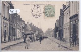 BETHUNE- RUE DU FAUBOURG DE LILLE - Bethune
